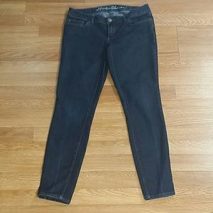 Eddie Bower Slightly Curvy Skinny Jeans